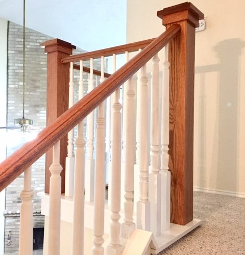 home remodeling in san antonio picture of stair rail