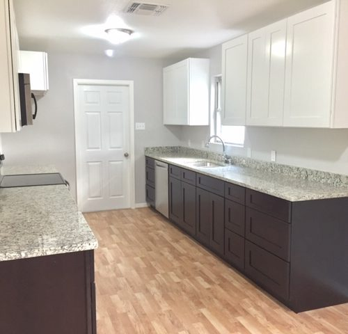 home remodeling in san antonio after picture of kitchen